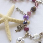 LifeString - Purple Beads